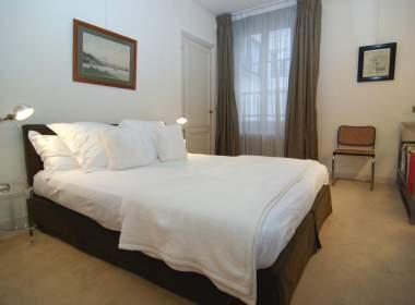 0-One Bedroom apartment Paris Short term rental-Crocus