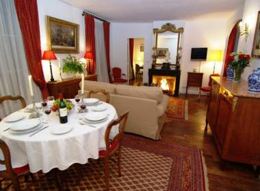 0-Paris - Apartments - rental -Ile Saint Louis - Tulip