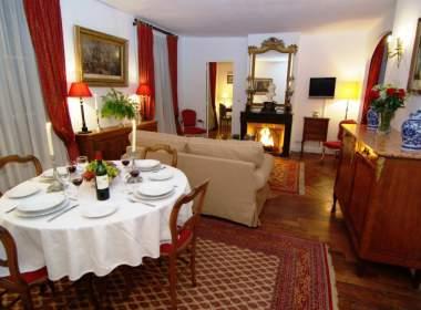 0-Paris - Apartments - rental -Ile Saint Louis - Tulip
