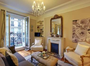 0- Paris Vacation rental-Alyssum