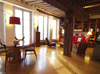 0- Paris Vacation rental-Corals