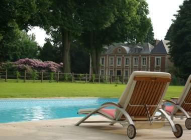 0- Vacation rental-Manor-Normandy