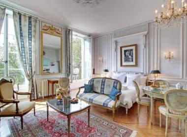 0- photo accroche - Paris-Ile Saint Louis-Seine River-Apartments-Acacia