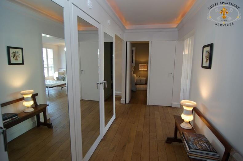 Snowdrop Luxury Apartment Facing Notre Dame Cathedral