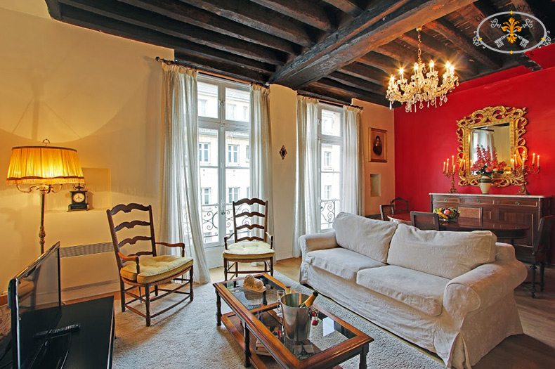 Apartment For Rent In Paris