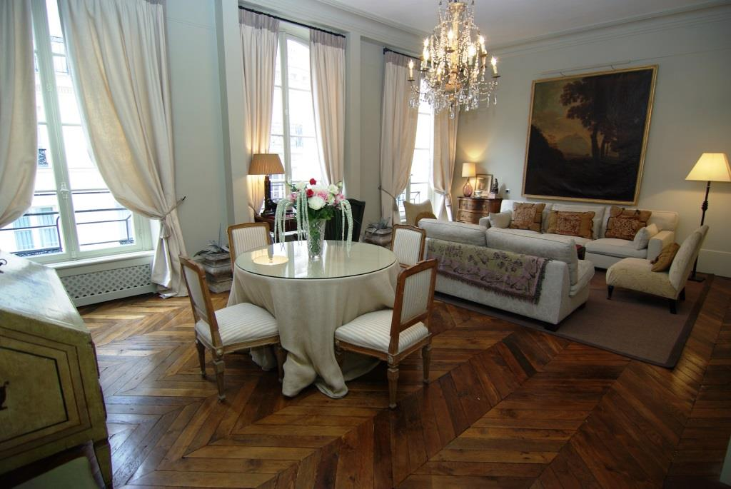 Amaranth Paris Luxury Apartment Rental In Le Marais