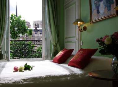 0-Paris Apartment to rent-Ile Saint Louis-views-Anemone