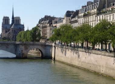 0-Paris Luxury Apartments - Ile Saint Louis - Quai de Béthune - Orchid