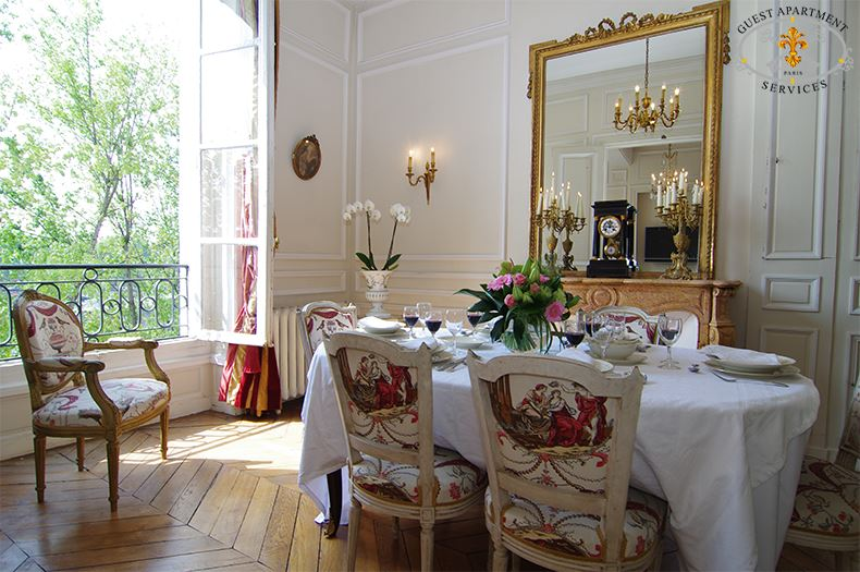 MAGNOLIA - Luxury Paris vacation rental