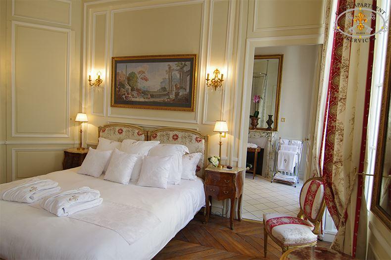 MAGNOLIA - Luxury Paris vacation rental
