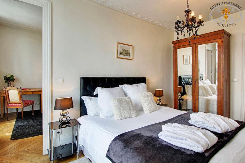 Eglantine Luxury Vacation Apartments In Paris