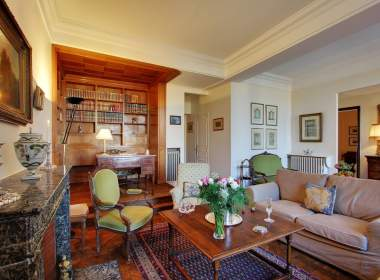 Lys-paris apartment to rent ile saint louis