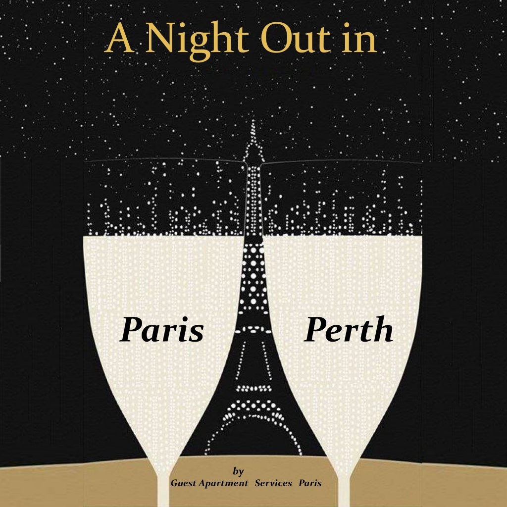 Carton d'invitration Perth new Paris Perth new final new