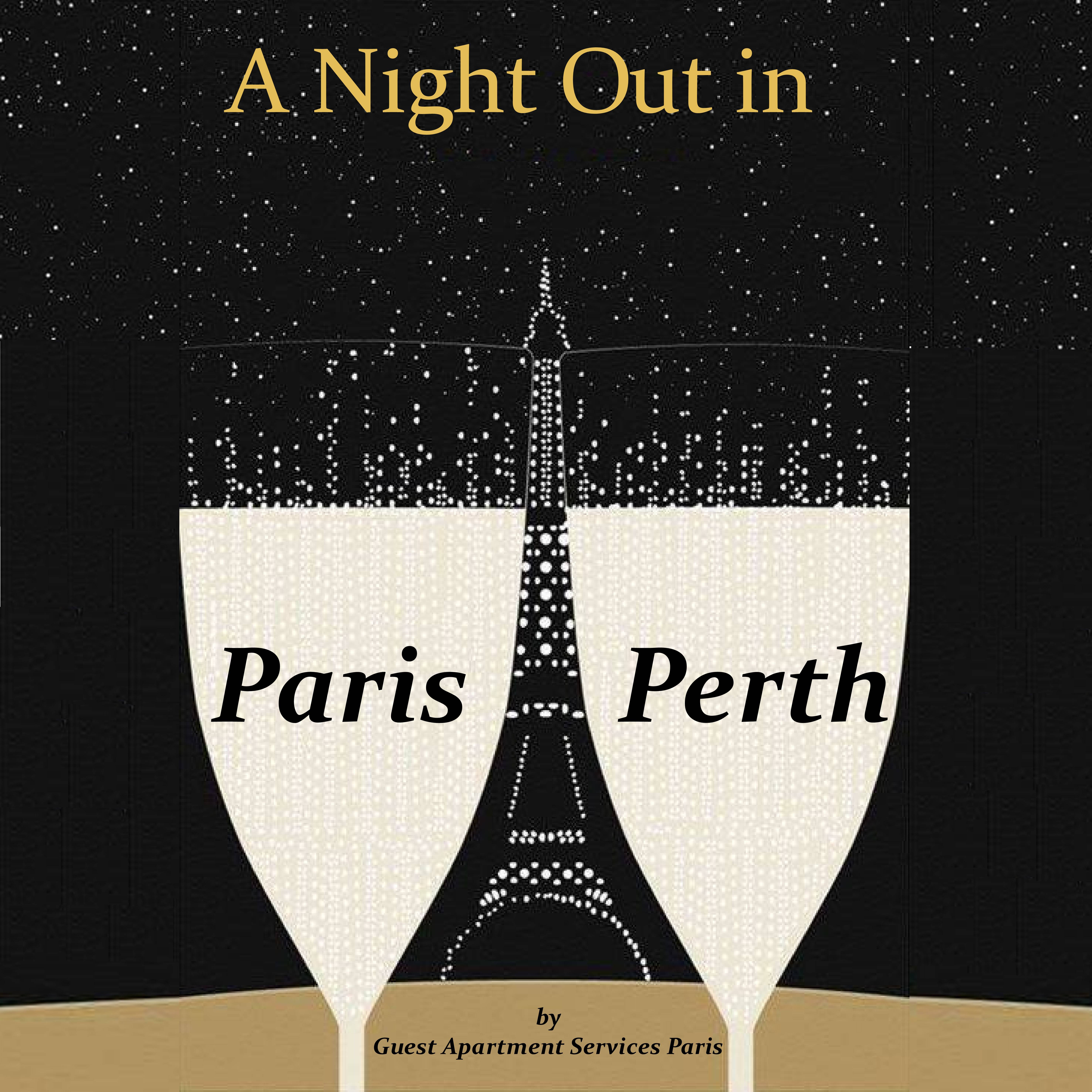 Cartion d'invitration Perth new Paris Perth