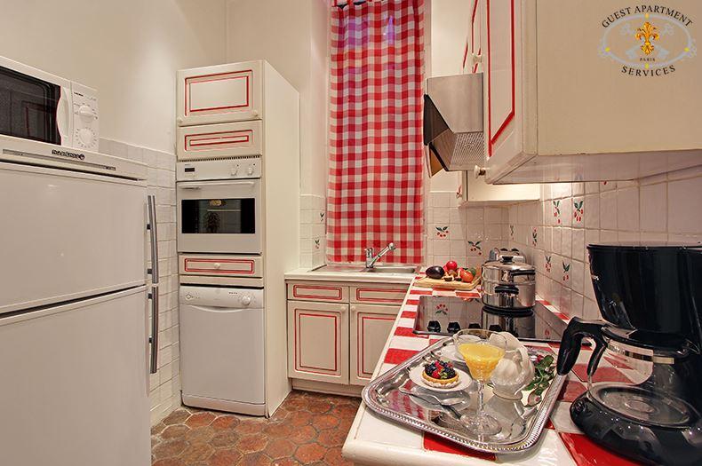 Hibiscus Guest Apartment Services Paris