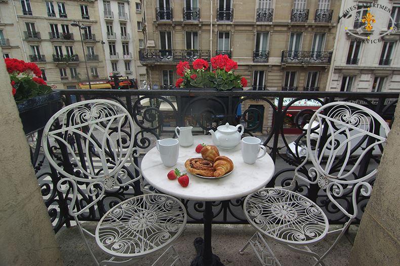Alyssum - Guest Apartment Services Paris