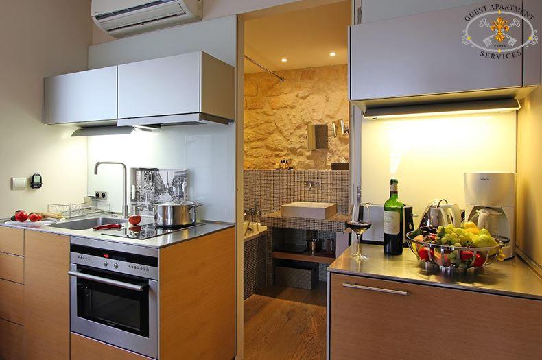 Jasmin Guest Apartment Services Paris