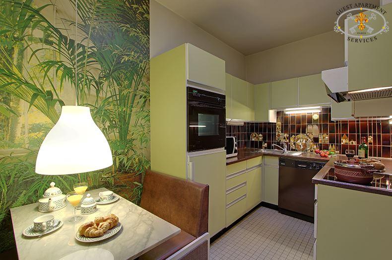 Crocus Guest Apartment Services Paris