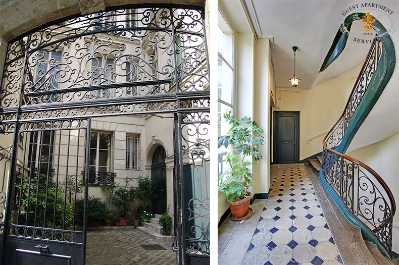 Perfect 3 Ile Saint Louis Paris Short Term Rental Apartments Mimosa