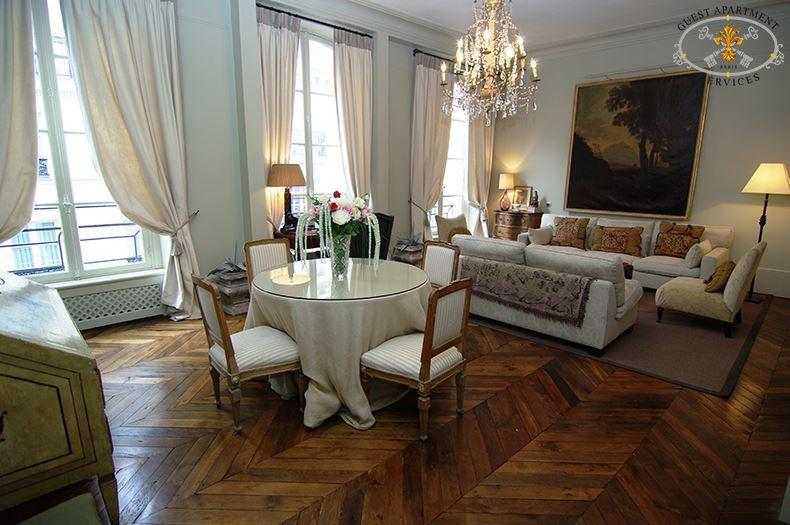3 Luxury Apartments Rental Le Marais Paris Amaranth