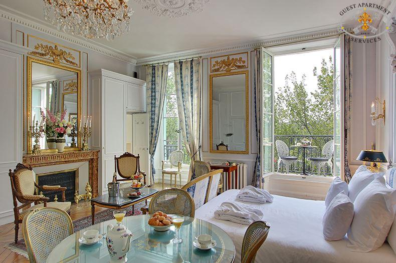 Acacia - Guest Apartment Services Paris