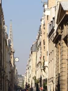 rue saint saint louis en l'ile paris