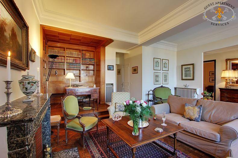 Lys - Guest Apartment Services Paris