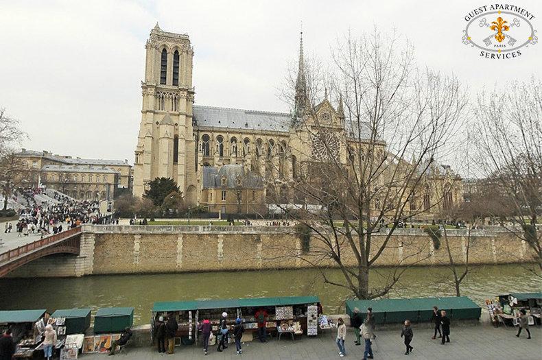 Snowdrop Guest Apartment Services Paris