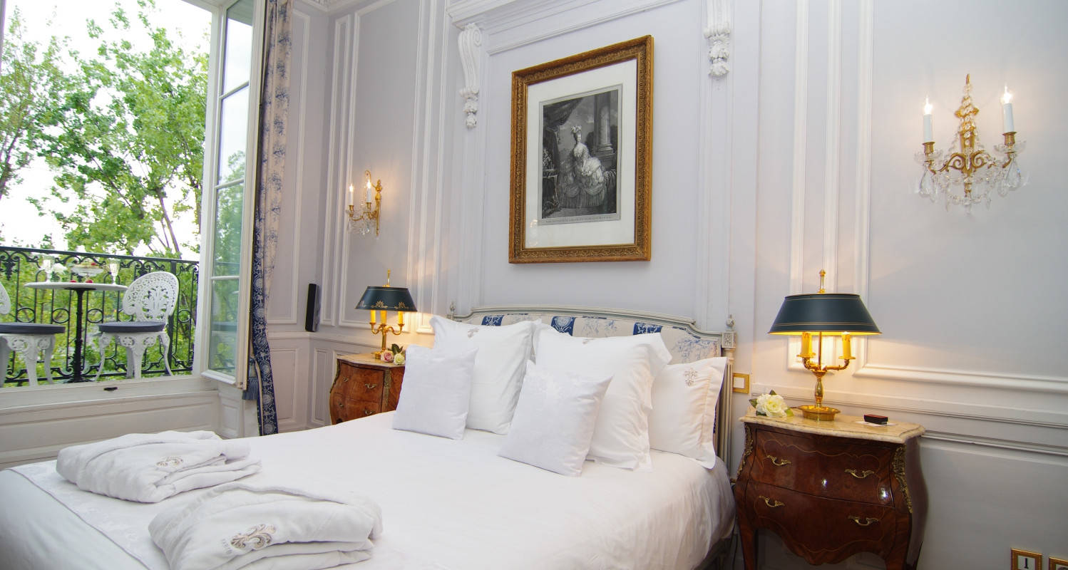 Vacation rental of luxury apartments in paris ile saint louis