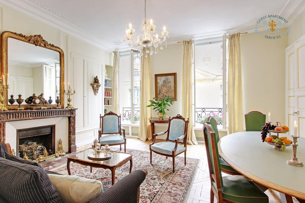 Luxury Apartment Rentals In Paris